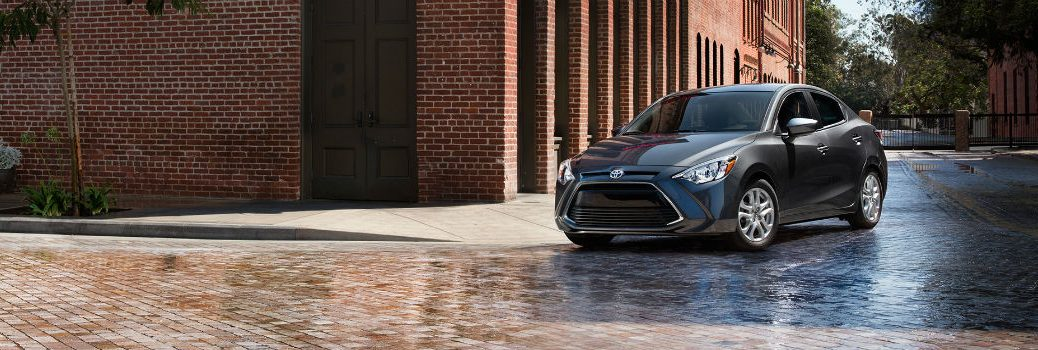 Is there a sedan version of the Toyota Yaris?