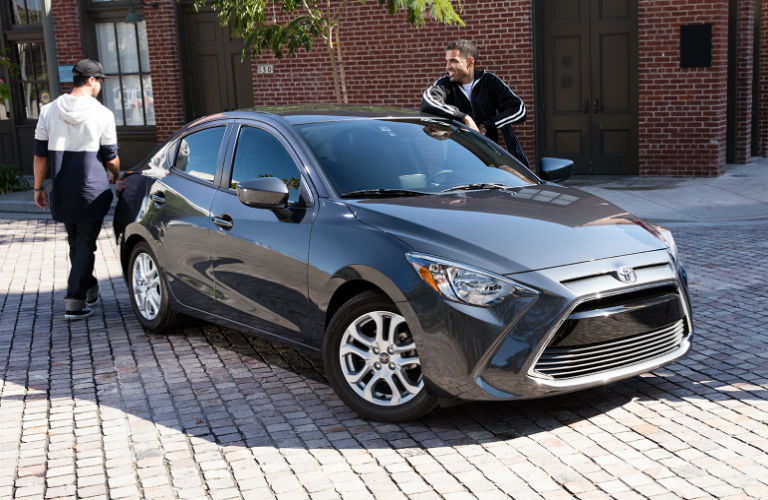 What is the Yaris iA?