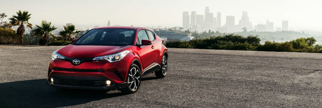 First look at the Toyota C-HR