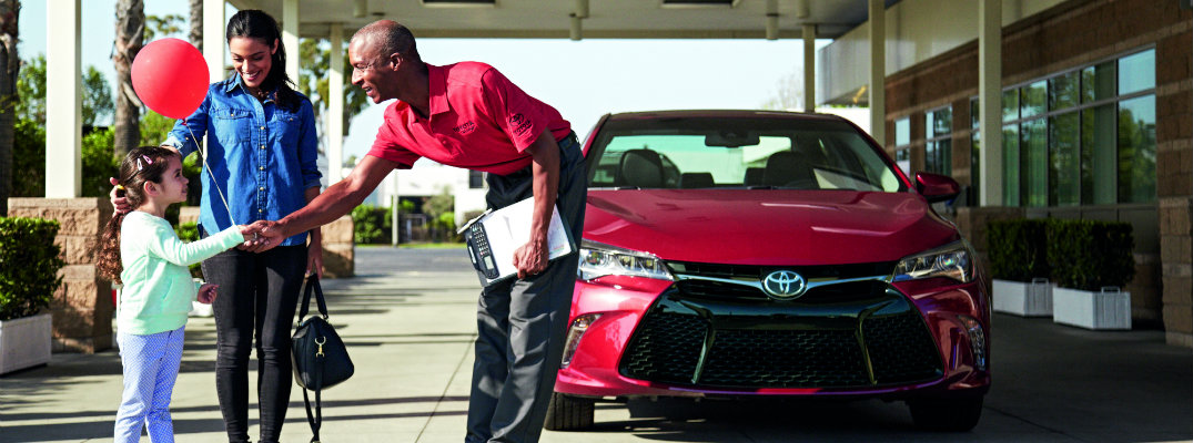 What's included with Toyota Safety Sense?