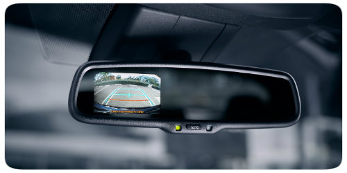 2018 Toyota C-HR backup camera