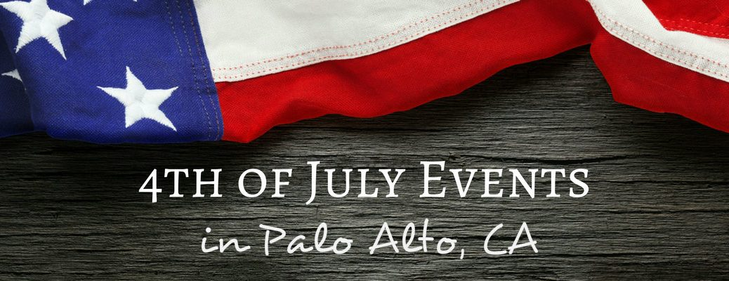 4th of July Events in Palo Alto