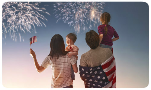 Family Friendly 4th of July Events