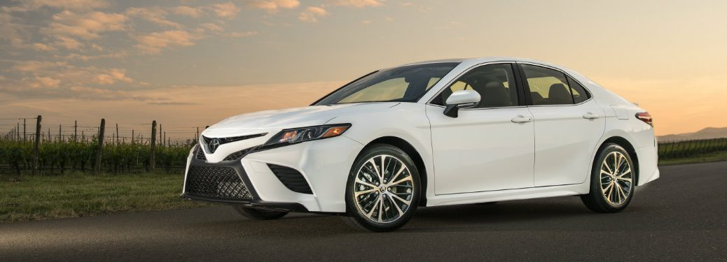 2018 Toyota Camry Engine Options