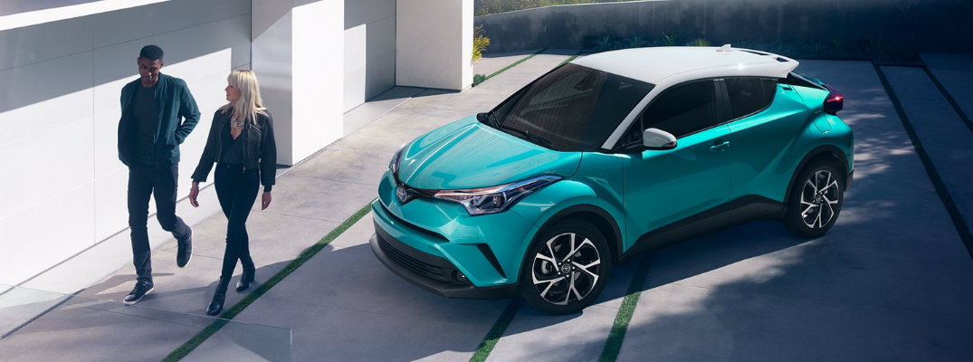 Why should you buy the 2018 Toyota C-HR?