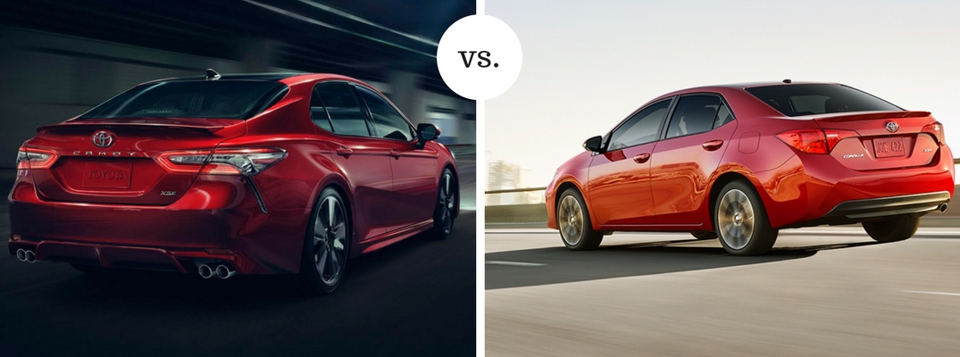 Which Toyota sedan is right for you?
