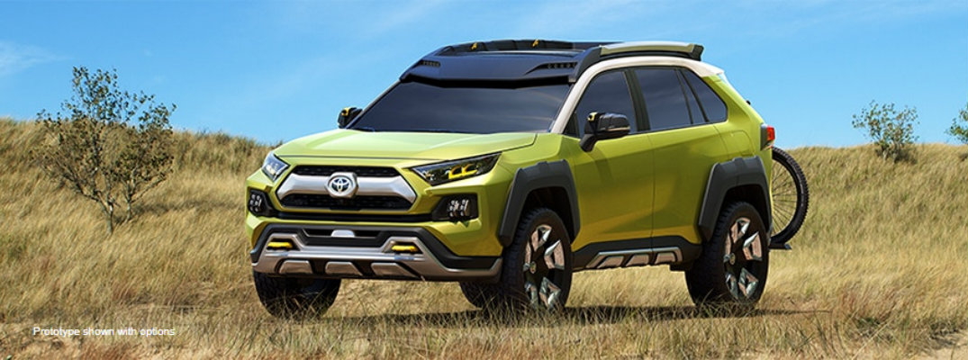 Will Toyota release a new off-roading vehicle soon?