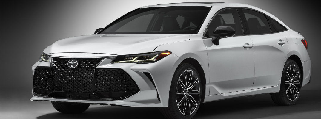 What's new on the 2019 Toyota Avalon?