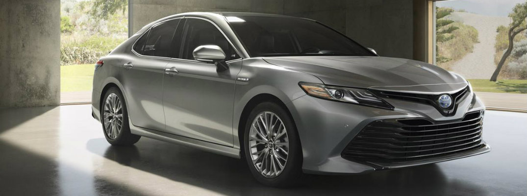 How far can you travel in the all-new 2019 Toyota Camry?