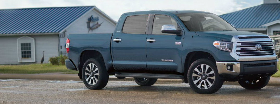 What's new with the 2019 Toyota Tundra?