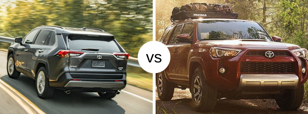 Should You Buy The 2019 Toyota Rav4 Or 4runner Magnussen S Toyota Palo Alto