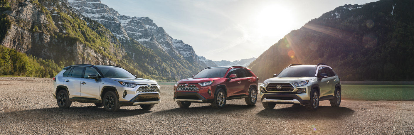 Recommended oil type for the 2019 Toyota RAV4