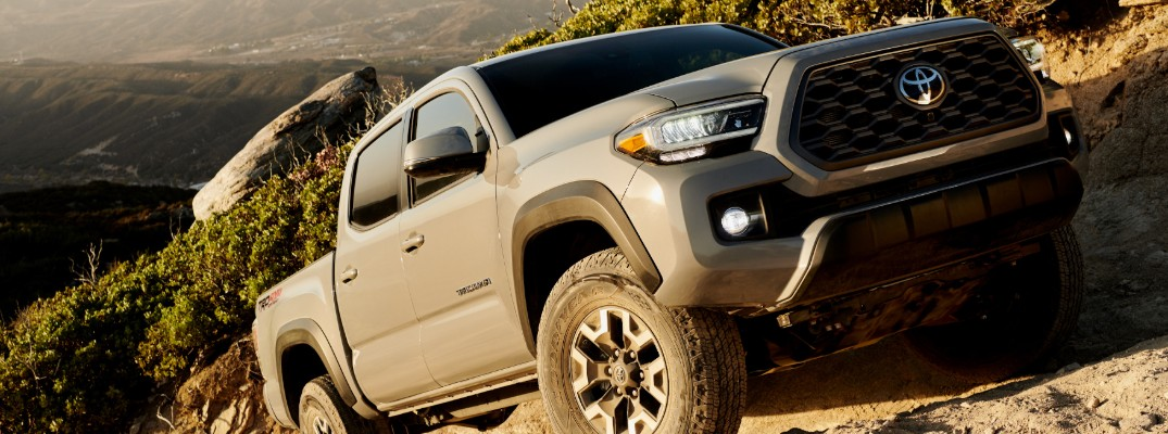 What are the best new features for the 2020 Toyota Tacoma?