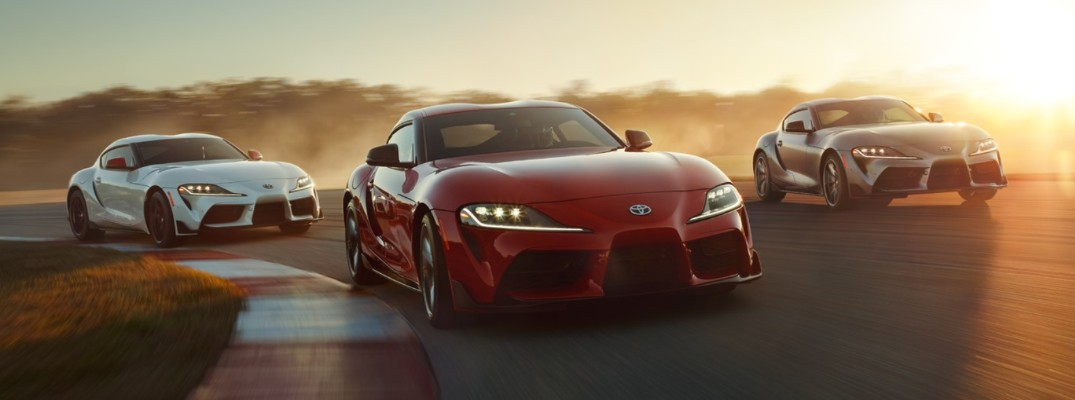 What's new with the 2020 Toyota Supra?
