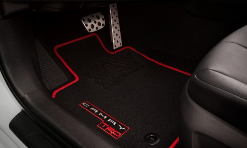 Footrest of 2020 Toyota Camry TRD
