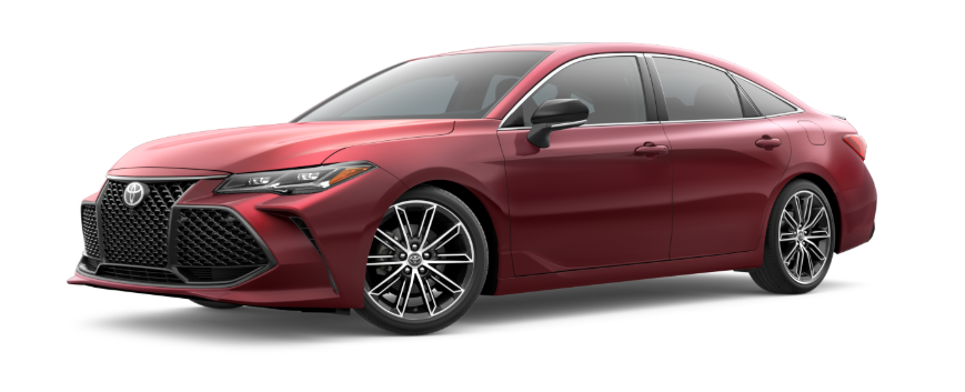 2020 Toyota Avalon in Ruby Flare Pearl