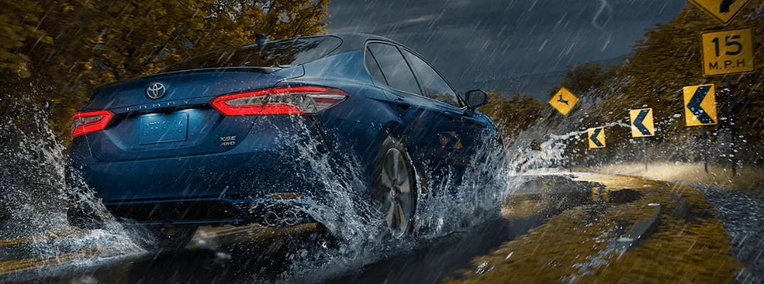 How Can You Prepare Your Toyota For the Winter Rainy Season in Palo Alto?