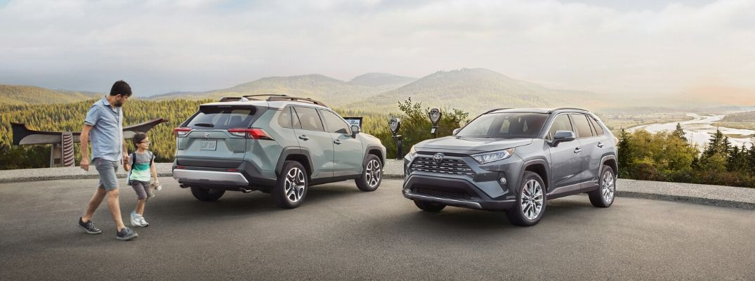 Check Out This Video Highlighting the Specs and Manufacturing Process of the Toyota RAV4!