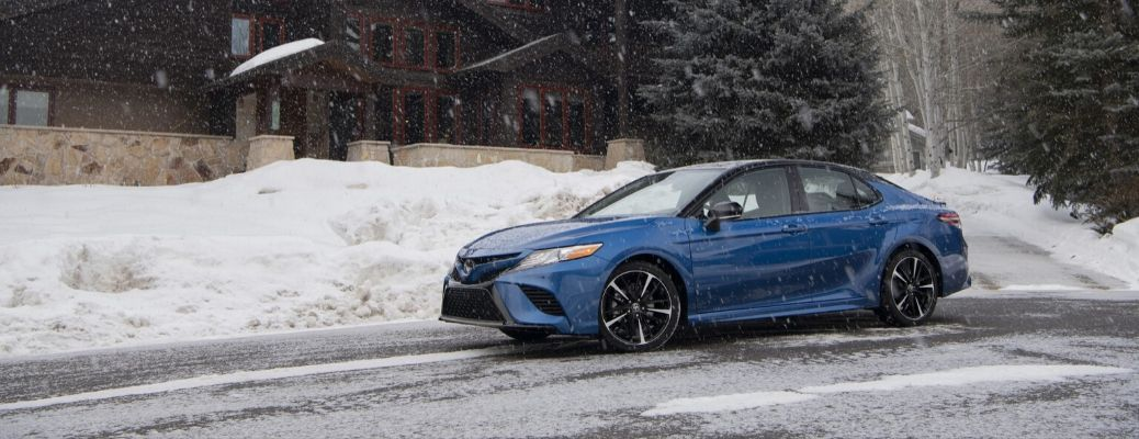 Did You Know that Toyota has AWD models of the 2020 Camry and 2021 Avalon Coming Soon?
