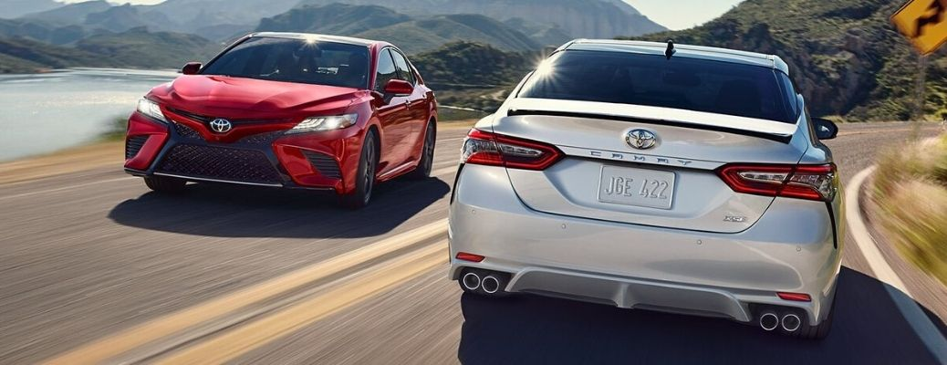 Check Out This Video Highlighting the 2020 Toyota Camry Specifications!