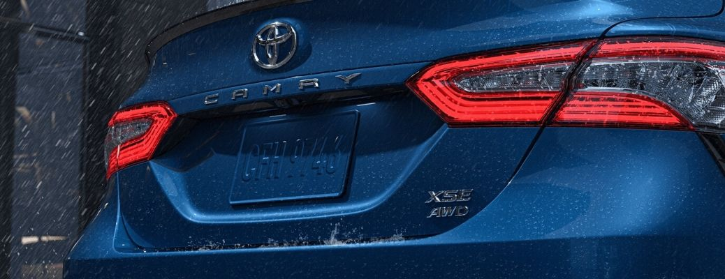 What Are the Benefits of the New AWD Version of the 2020 Toyota Camry?
