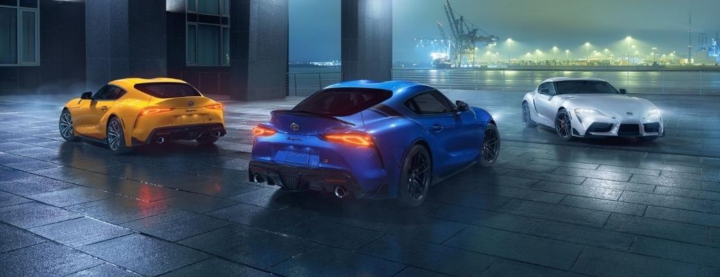 What Level Performance Output is Generated by the 2021 Toyota Supra Engine Options?