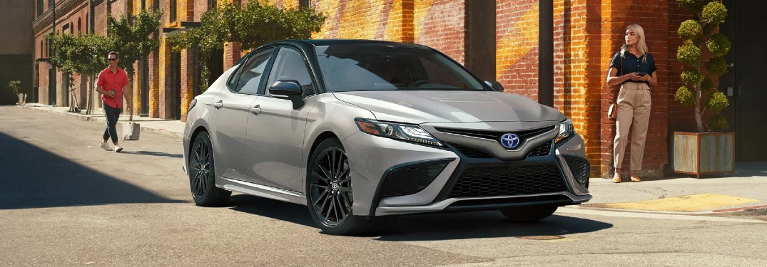 Color Options Available for the 2022 Toyota Camry Hybrid