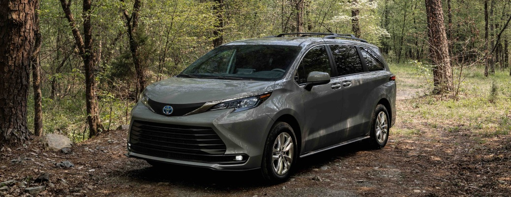 What does the 2022 Toyota Sienna Woodland Edition look like?