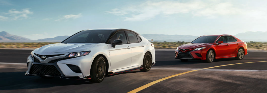 What's Under the Hood of the 2020 Toyota Camry Lineup at Royal South Toyota in Bloomington IN?