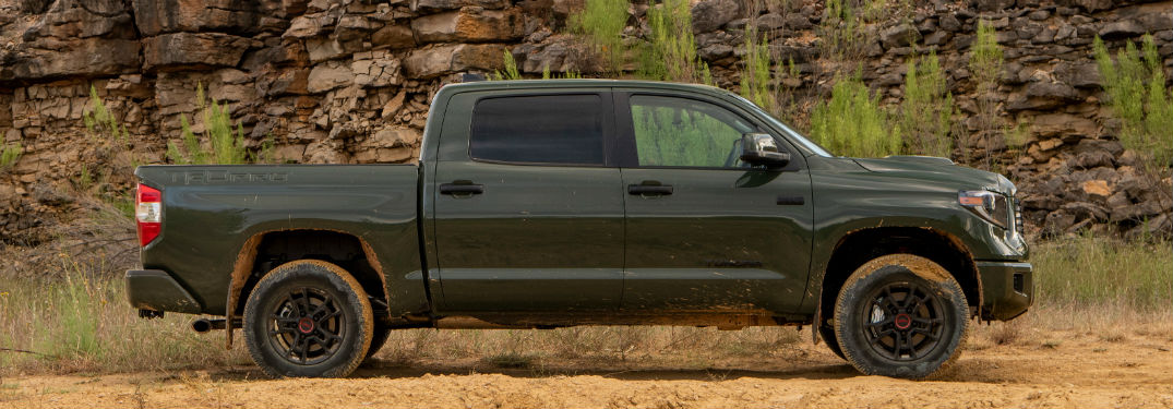 What are the Maximum Towing and Payload Ratings for the 2020 Toyota Tundra Lineup at Royal South Toyota in Bloomington IN?