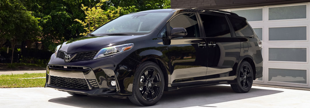 how powerful and spacious is the 2020 toyota sienna lineup at royal south toyota in bloomington in royal south toyota 2020 toyota sienna lineup
