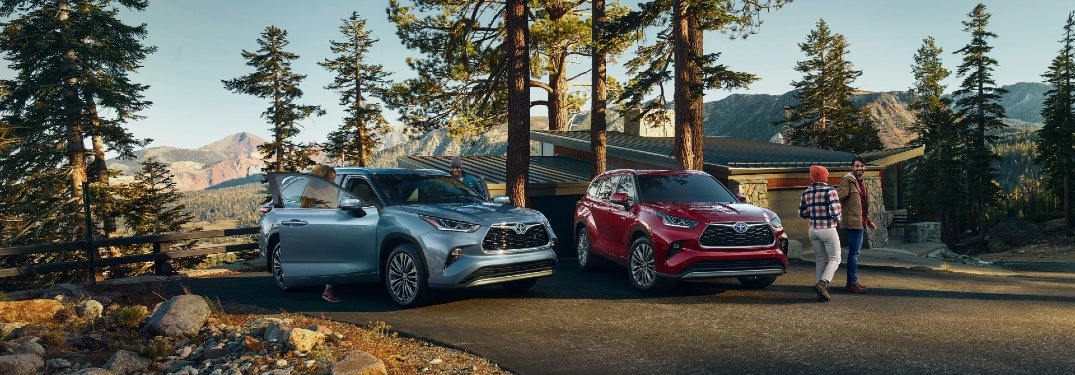 What 2020 Toyota SUV Lineups are Available at Royal South Toyota in Bloomington IN?