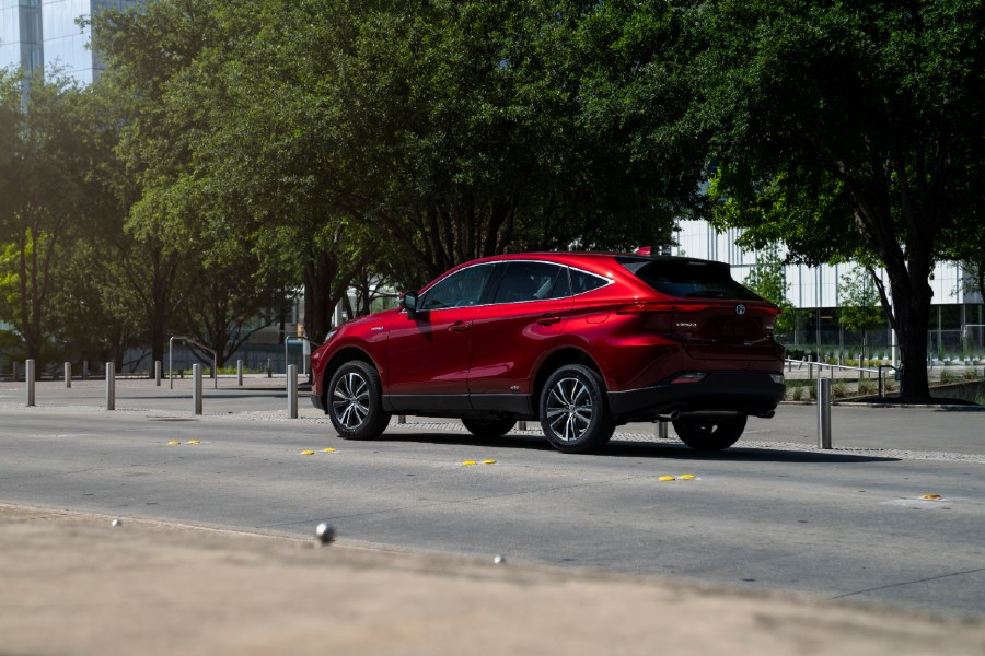 Is Toyota Releasing An All New Hybrid Suv For The 2021 Model Year At Royal South Toyota In Bloomington In Royal South Toyota