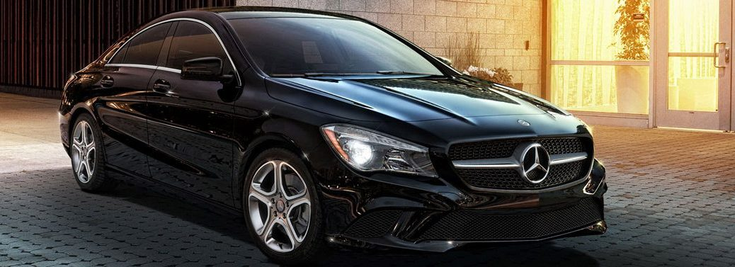 full view of the 2014 mercede-benz CLA