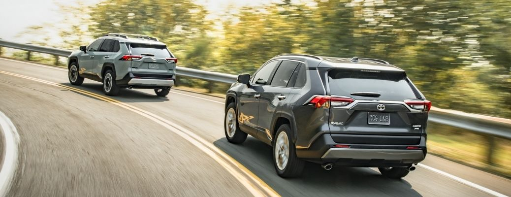 Rent a Toyota for your weekend or holiday getaway in California