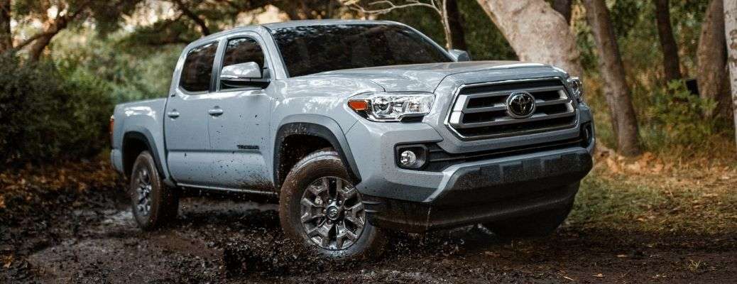 How do the Toyota Tacoma and Ford Ranger differ?