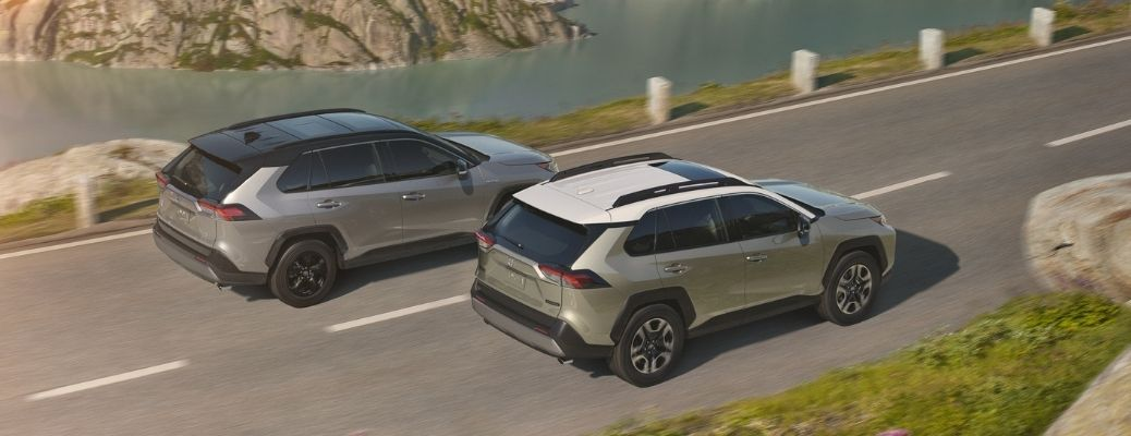 Should you drive a RAV4 on a low tank of gas?