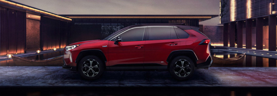 Check Out These Photos of the 2021 Toyota RAV4 Prime Before its Released