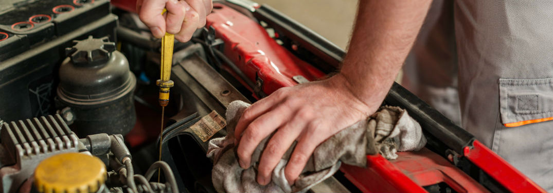 When and why should my vehicle's oil be changed?