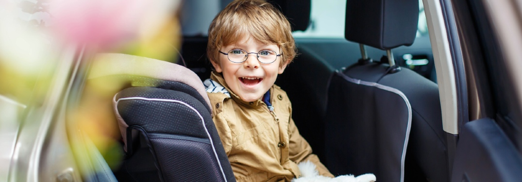 When Can a Child Seat in the Front Passenger Seat