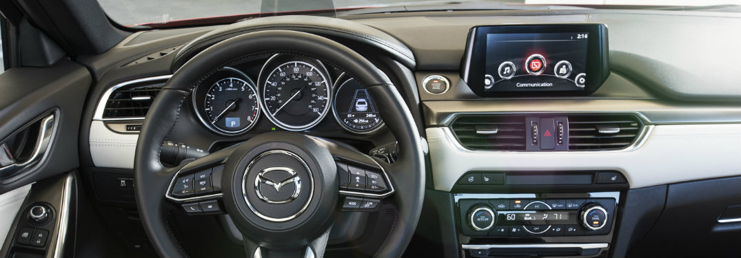 How to Set the Digital Clock in a Mazda Vehicle with and without Mazda Connect