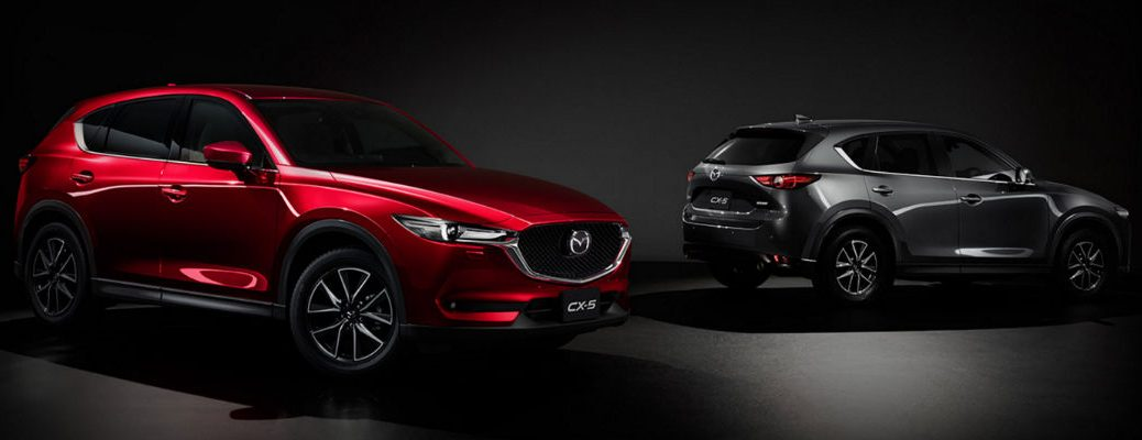 2018-Mazda-CX-5-Red and Gray
