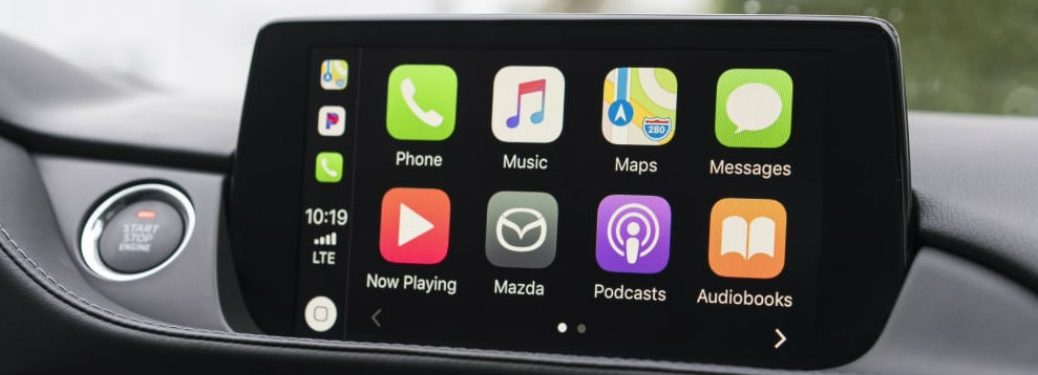 apple carplay monitor