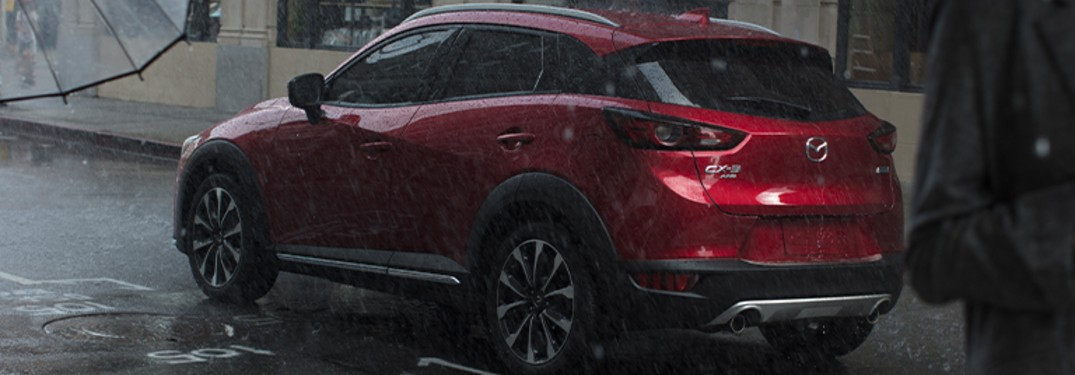 What can I expect from the 2020 Mazda CX-3 interior?