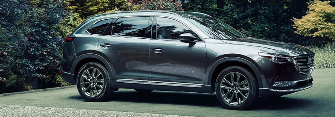 What features are offered in the 2020 Mazda CX-9?