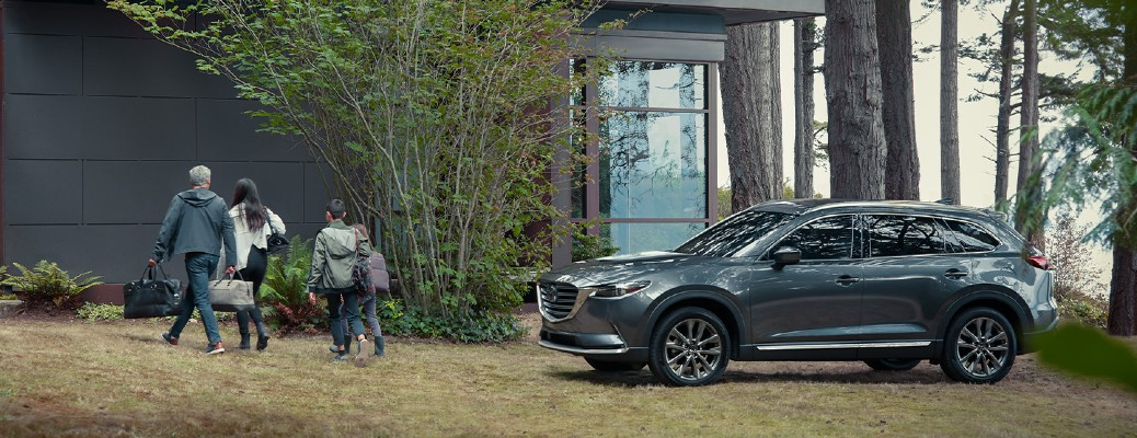 What are the 2020 Mazda CX-9 exterior paint color options?