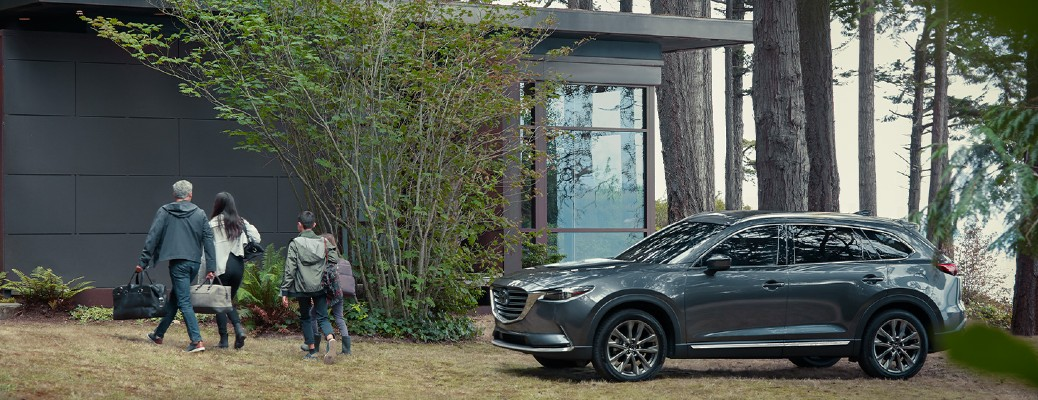 How Much does the 2020 Mazda CX-9 Cost?