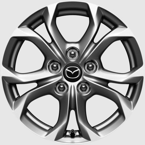 Mazda CX-3 alloy wheel