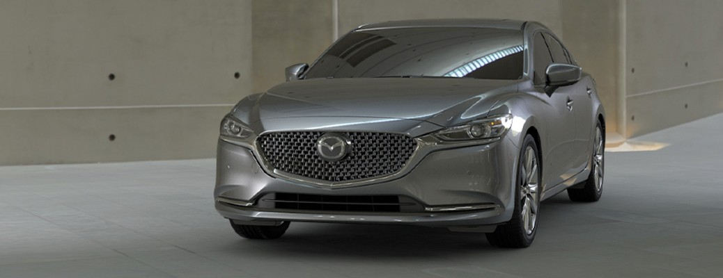 2020 Mazda6 front view