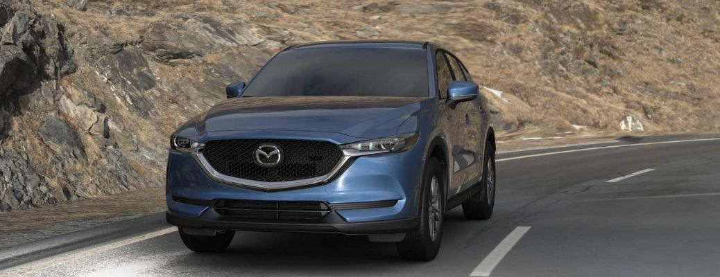 What Is the Fuel Economy Rating of the 2021 Mazda CX-5?